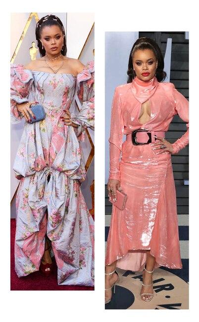 ESC: Oscars vs Vanity Fair, Andra Day