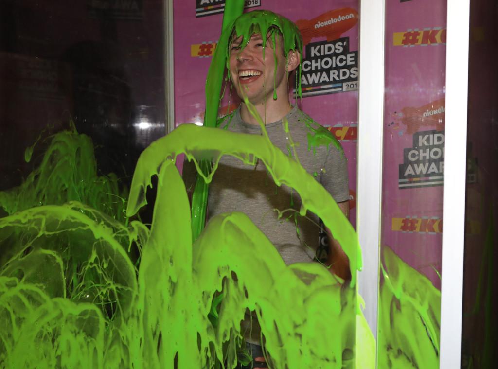 Slime, Chris Harnick