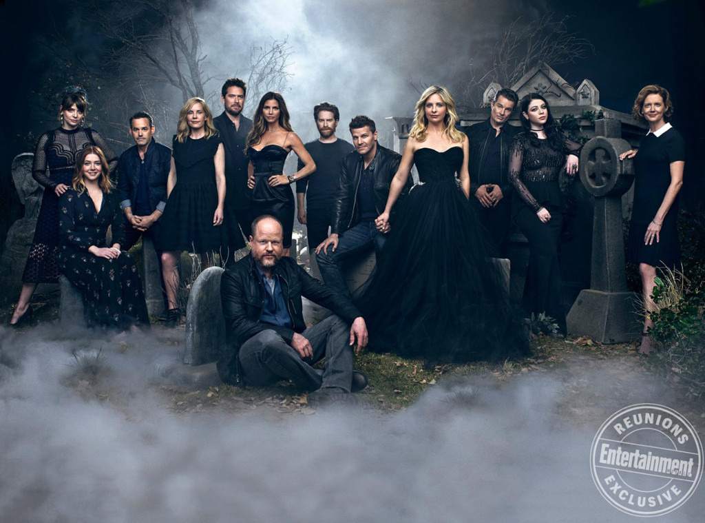 Buffy the Vampire Slayer Reunion, EW, Entertainment Weekly