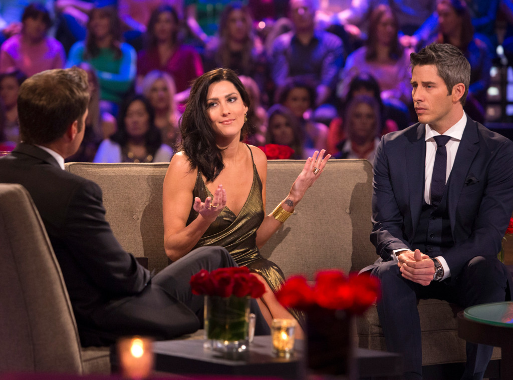 Becca, ARIE LUYENDYK JR., The Bachelor