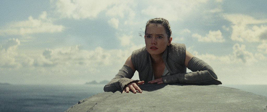 Daisy Ridley, Star Wars the Last Jedi