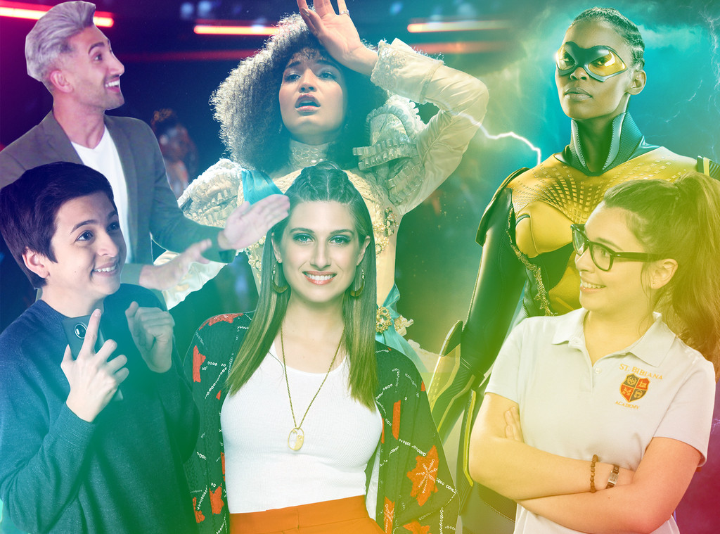 TVs New LGBT Generation