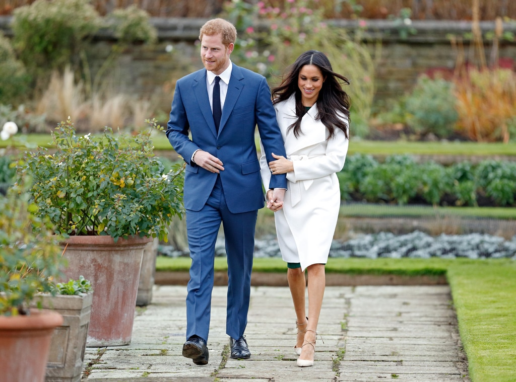 Prince Harry may have met Meghan Markle's father for the first time