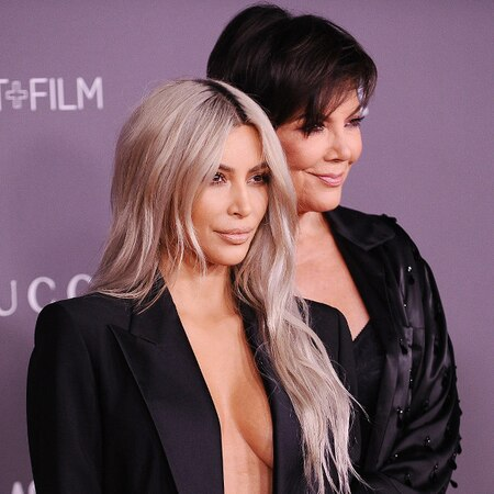rs 600x600 180308163933 600 Kim Kardashian Kris Kardashian Beauty Tips.jl.030818 - Kim Kardashian Learned a Skin-Care Trick From Kris Jenner That's Super Easy