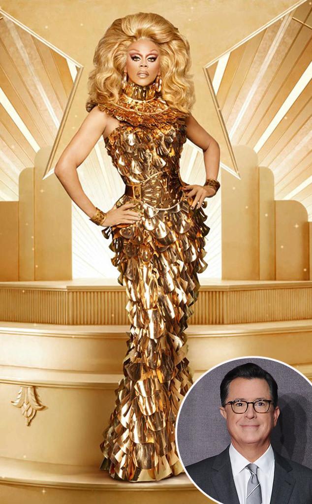 RuPaul's Drag Race All Stars, Stephen Colbert