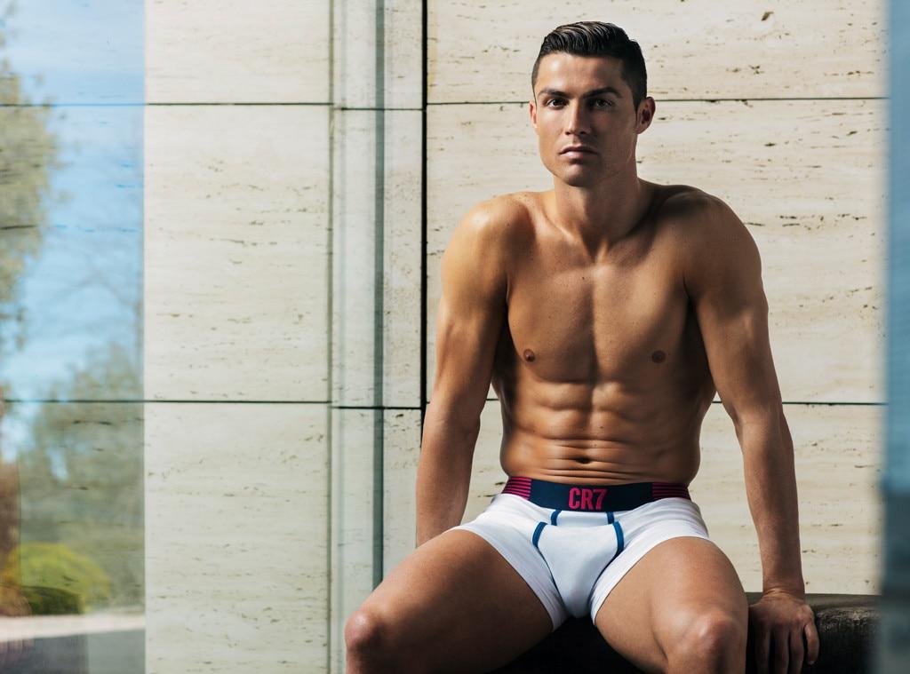 Cristiano Ronaldo, Underwear Ads