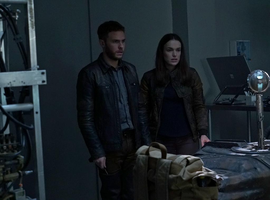 Iain de Caestecker, Elizabeth Henstridge, Agents of S.H.I.E.L.D.