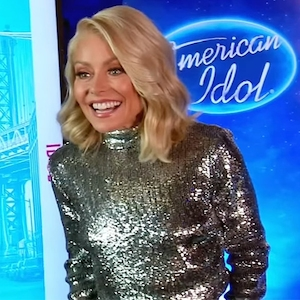 Kelly Ripa, American Idol