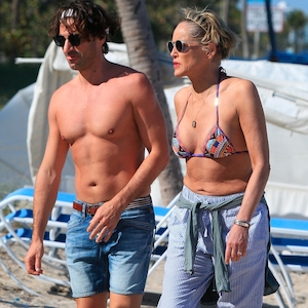 Sharon Stone, Angelo Boffa