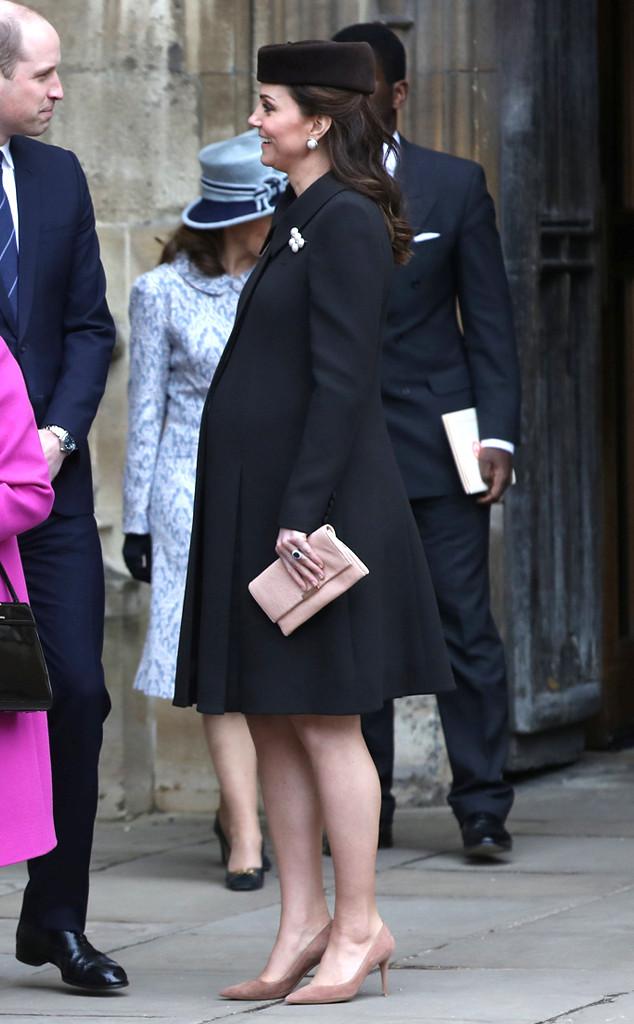 Queen Elizabeth II, Kate Middleton, Prince William, Dave of Windsor