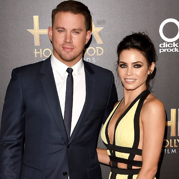 Channing Tatum and Jenna Dewan separate