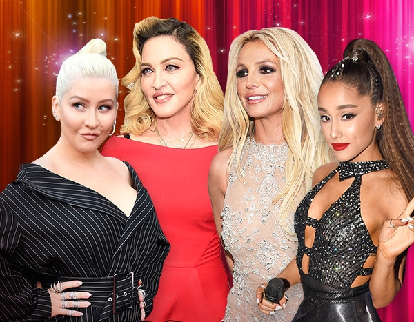 Ultimate Pop Diva Tournament: Vote for Which Singer in the Sweet 16 Should Be No. 1