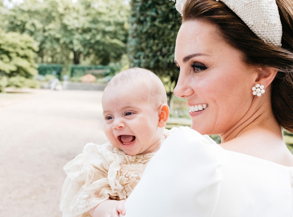 Princess Charlotte and the new royal baby are bonding Princess Charlotte and the new royal baby are bonding new photo