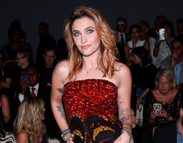 Paris Jackson Calls Out Paparazzi After They Compare Her to Dad Michael Jackson