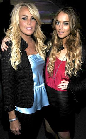 Dina Lohan, Lindsay Lohan