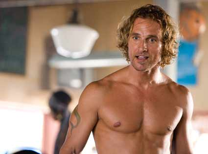 Matthew McConaughey in Fools Gold