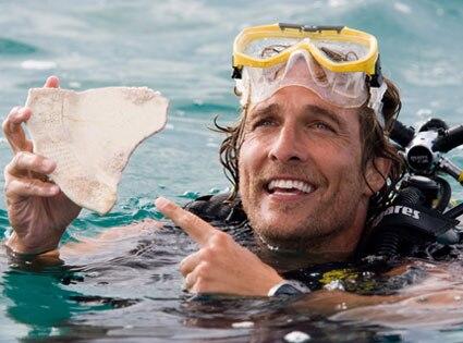 Fool's Gold - Matthew McConaughey