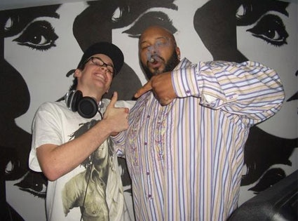 Marshall Barnes, Suge Knight