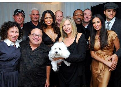 Barbra Streisand, Planet Hollywood