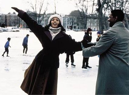 The Preacher's Wife, Whitney Houston, Denzel Washington