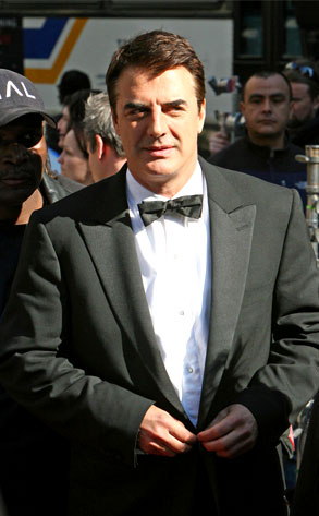 Chris Noth, Sex and the City: The Movie