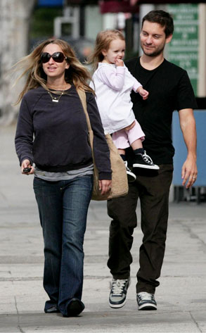 Tobey Maguire, Jennifer Meyer, Ruby