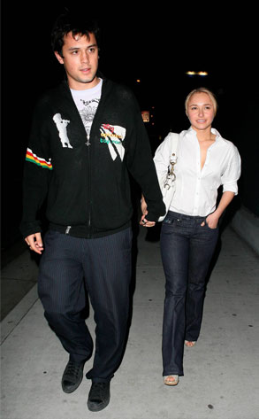 Steven Colletti , Hayden Panettiere