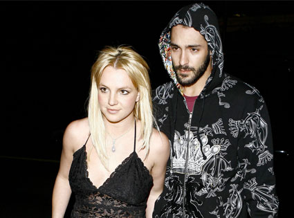 Britney Spears, Isaac Cohen