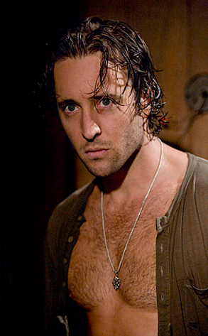 Alex O'Loughlin, Moonlight