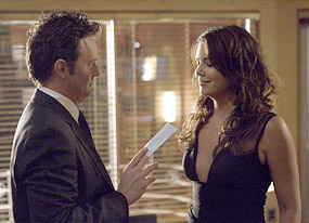 Studio 60, Matthew Perry, Lauren Graham