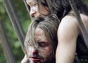Lost, Josh Holloway, Evangeline Lilly