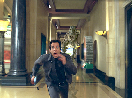 Night at the Museum, Ben Stiller