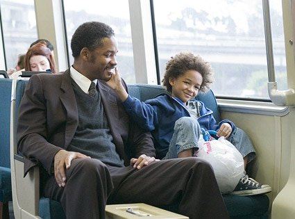 The Pursuit of Happyness, Will Smith