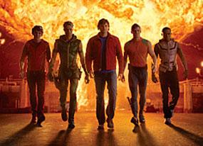 Smallville, Justice League