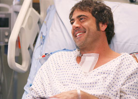 Grey's Anatomy: Jeffrey Dean Morgan