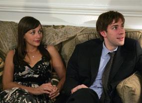 The Office: Rashida Jones, John Krasinski