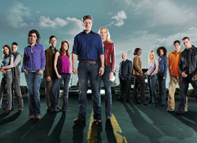 Drive: Nathan Fillion