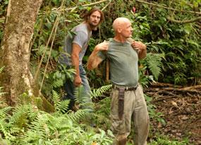 Lost: Josh Holloway & Terry O?Quinn