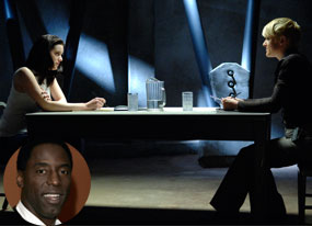 Bionic Woman, Isaiah Washington