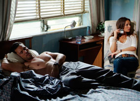 Jeffery Donovan, Gabrielle Anwar, Burn Notice
