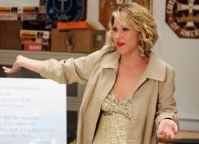 Christina Applegate, Samantha Who?