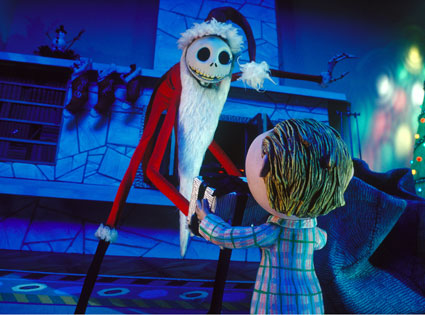 The Nightmare Before Christmas 3-D