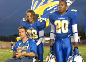 Scott Porter, Taylor Kitsch, Gaius Charles, Friday Night Lights