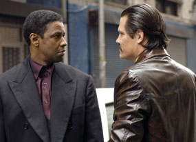 Denzel Washington, Josh Brolin, American Gangster
