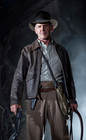 Indiana Jones: Harrison Ford