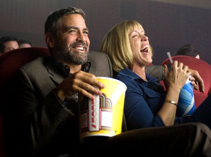 George Clooney, Frances McDormand, Burn After Reading