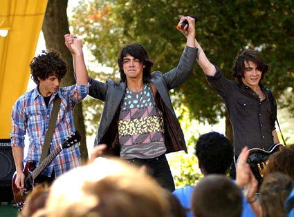 Jonas Brothers, Camp Rock