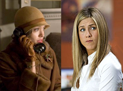 Angelina Jolie (Changeling), Jennifer Aniston (He's Just Not That Into You)