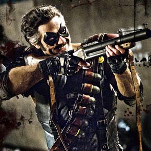 Jeffrey Dean Morgan, The Watchmen