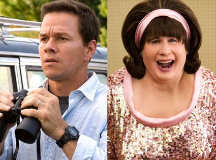 Mark Wahlberg (The Happening), John Travolta (Hairspray)